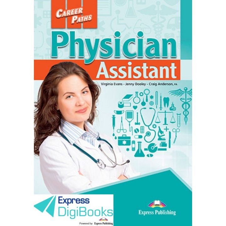 CAREER PATHS PHYSICIAN ASSISTANT DIGIBOOK APPLICATION