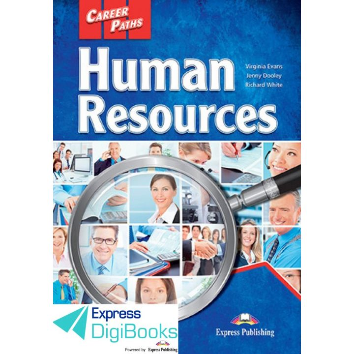 CAREER PATHS HUMAN RESOURCES DIGIBOOK APPLICATION