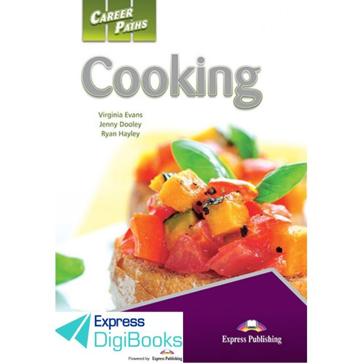 CAREER PATHS COOKING STUDENT'S BOOK DIGIBOOK APPLICATION