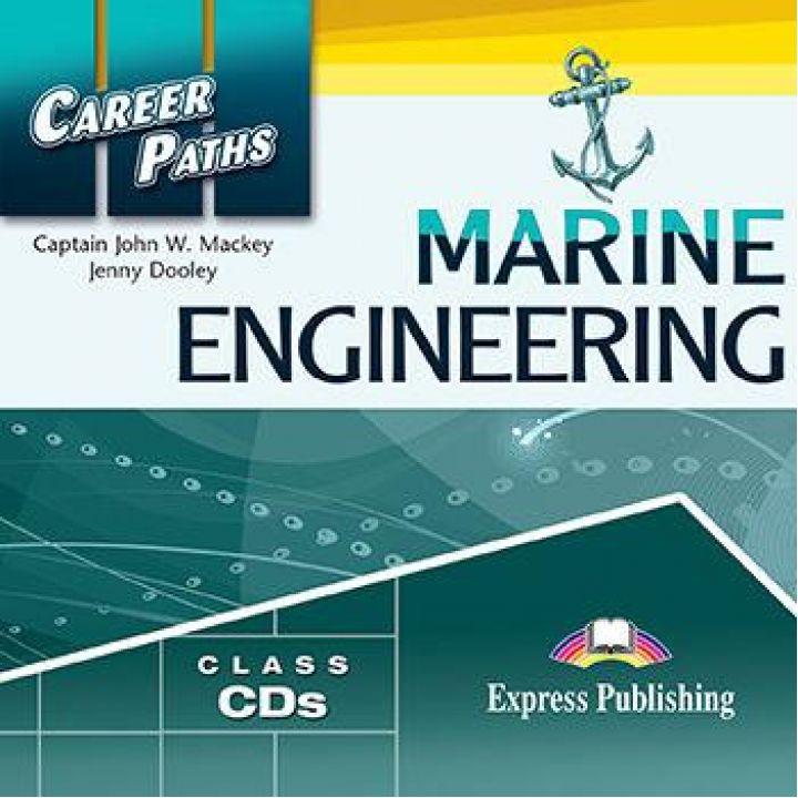CAREER PATHS MARINE ENGINEERING CLASS CDs (set of 2)