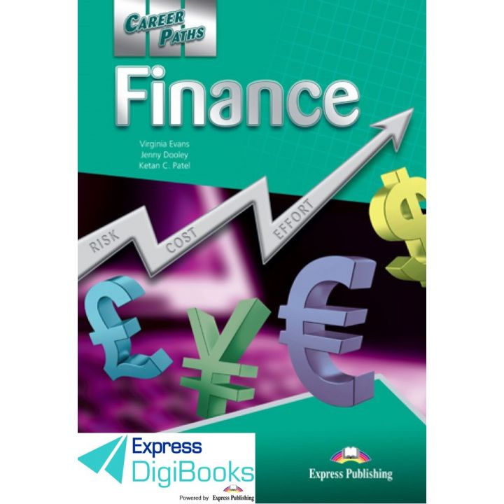 CAREER PATHS FINANCE STUDENT'S BOOK DIGIBOOK APPLICATION
