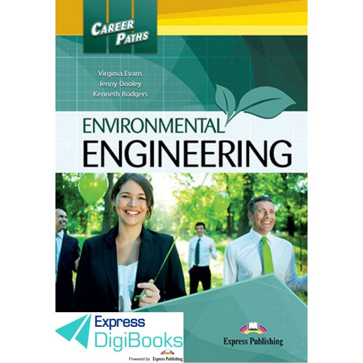 CAREER PATHS ENVIRONMENTAL ENGINEERING STUDENT'S BOOK DIGIBOOK APPLICATION