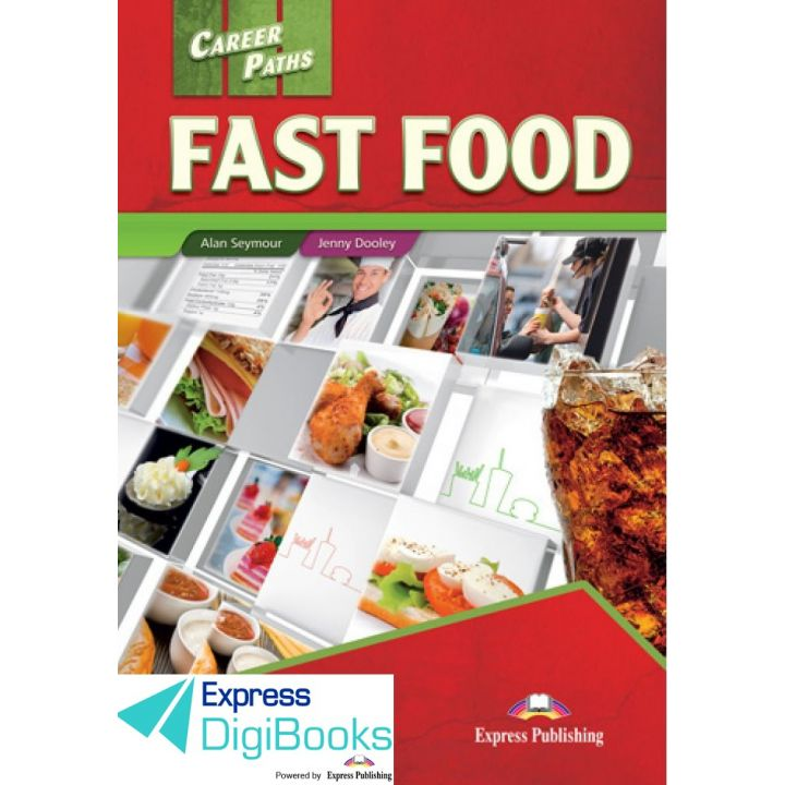 CAREER PATHS FAST FOOD STUDENT'S PACK DIGIBOOK APPLICATION