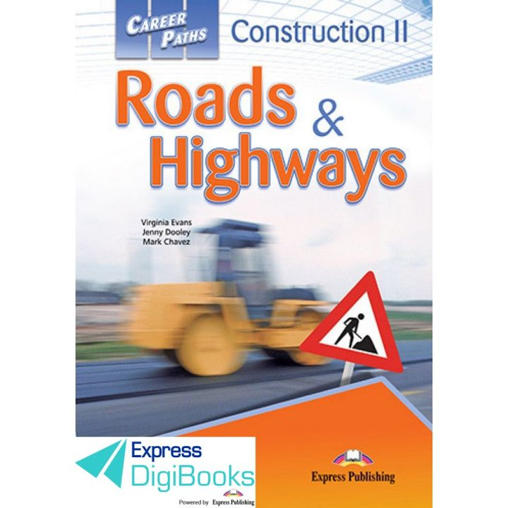 CAREER PATHS CONSTRUCTION II ROADS & HIGHWAYS STUDENT'S BOOK DIGIBOOK APPLICATION