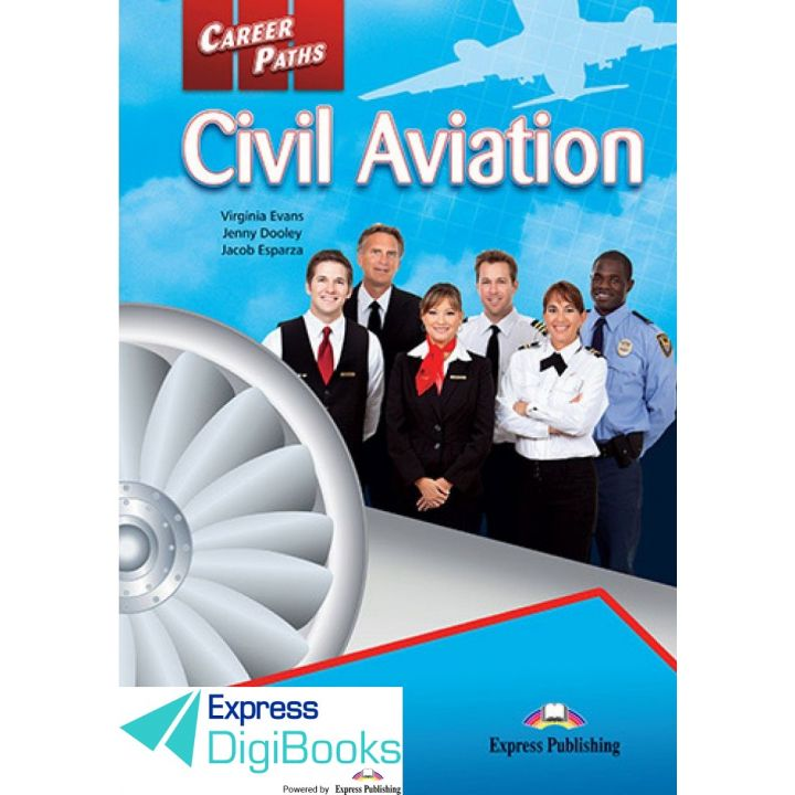 CAREER PATHS CIVIL AVIATION STUDENT'S BOOK DIGIBOOK APPLICATION