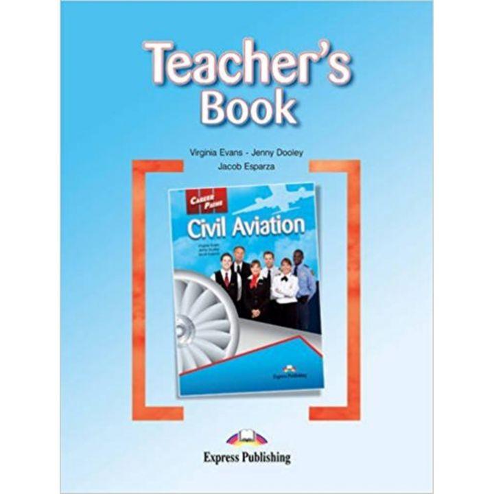 CAREER PATHS CIVIL AVIATION TEACHER'S BOOK