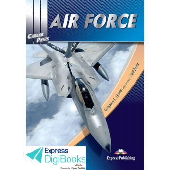 CAREER PATHS AIR FORCE STUDENT'S BOOK DIGIBOOKS APPLICATION