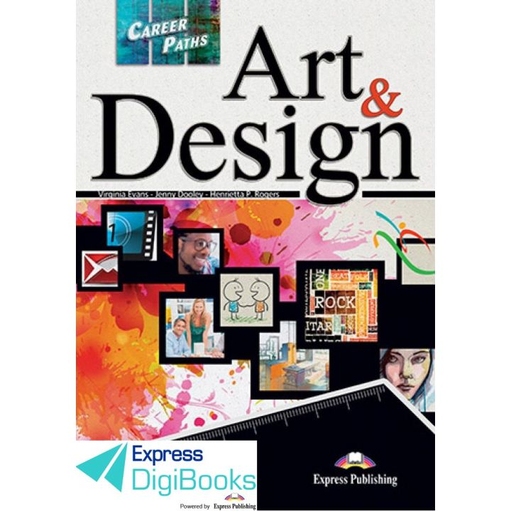 CAREER PATHS ART & DESIGN STUDENT'S BOOK DIGIBOOK APPLICATION