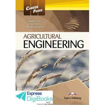 CAREER PATHS AGRICULTURAL ENGINEERING STUDENT'S BOOK DIGIBOOK APPLICATION