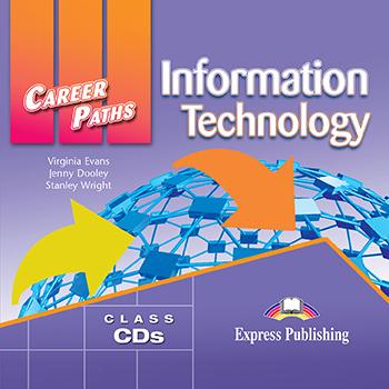 CAREER PATHS INFORMATION TECHNOLOGY CLASS CDs (set of 2)