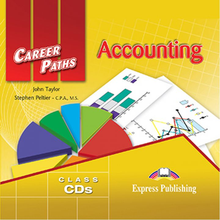 CAREER PATHS ACCOUNTING CLASS CDs (set of 2)