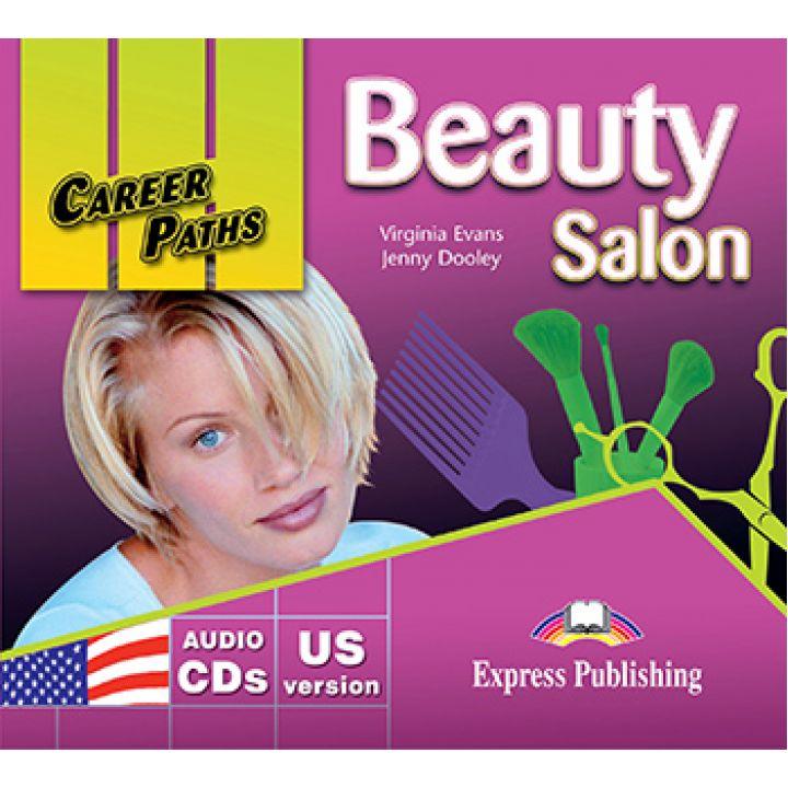 CAREER PATHS BEAUTY SALON CLASS CDs (set of 2)