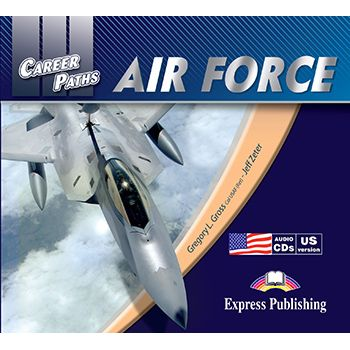 CAREER PATHS AIR FORCE CLASS CDs (set of 2)