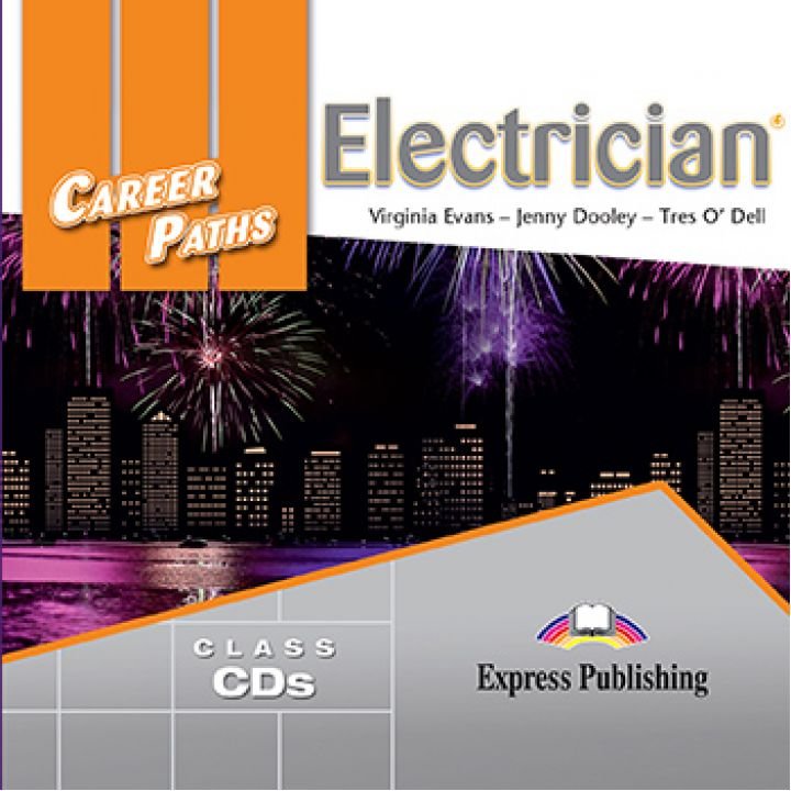 CAREER PATHS ELECTRICIAN CLASS CDs (set of 2)