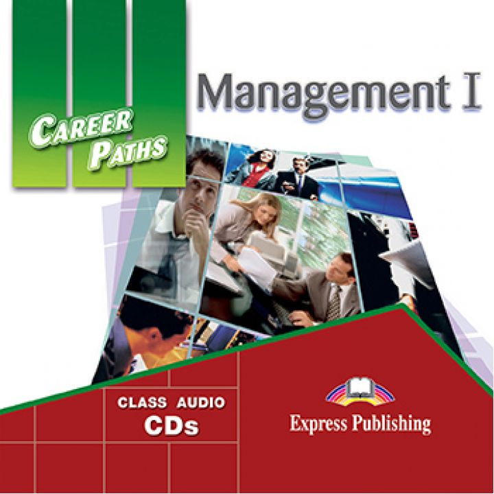 CAREER PATHS MANAGEMENT I CLASS CDs (set of 2)