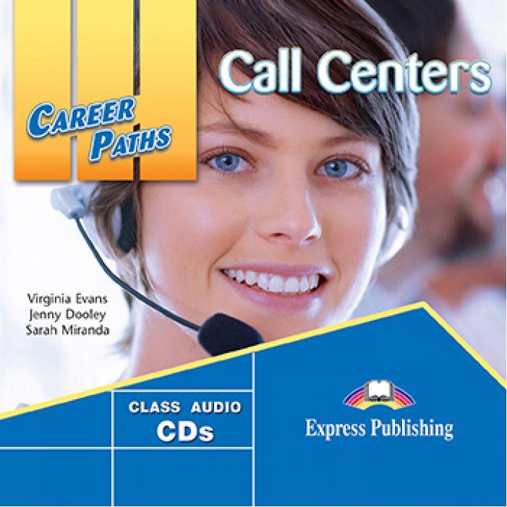 CAREER PATHS CALL CENTERS CLASS CDs (set of 2)