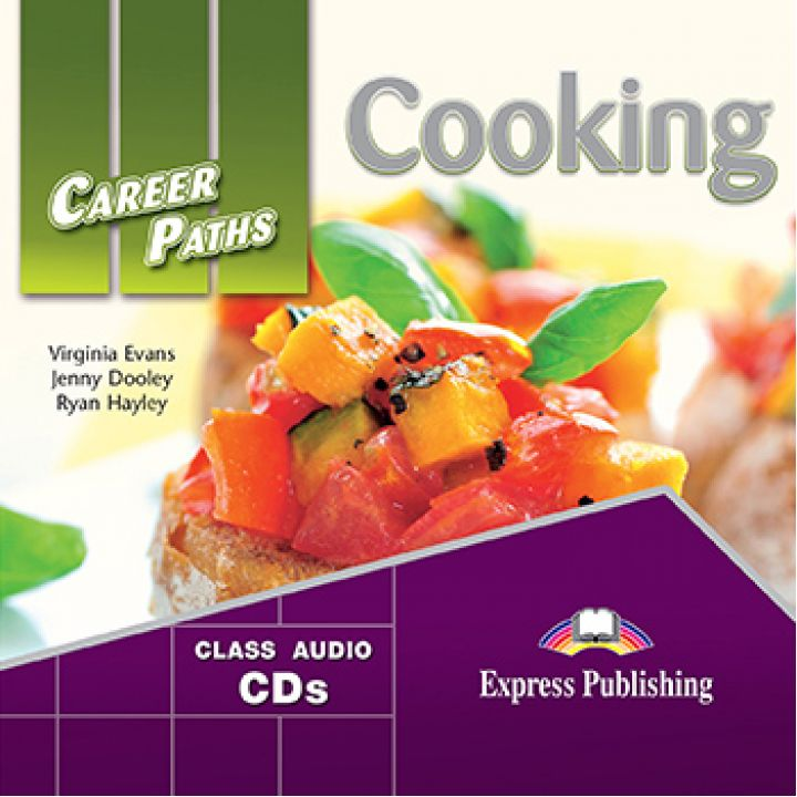 CAREER PATHS COOKING CLASS CDs (set of 2)