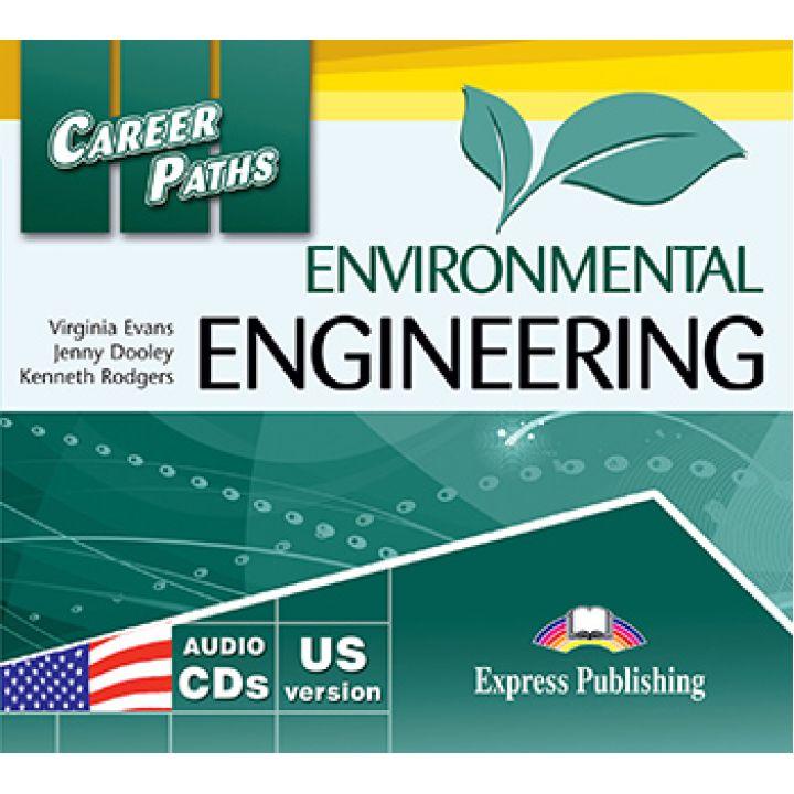 CAREER PATHS ENVIRONMENTAL ENGINEERING CLASS CDs (set of 2)