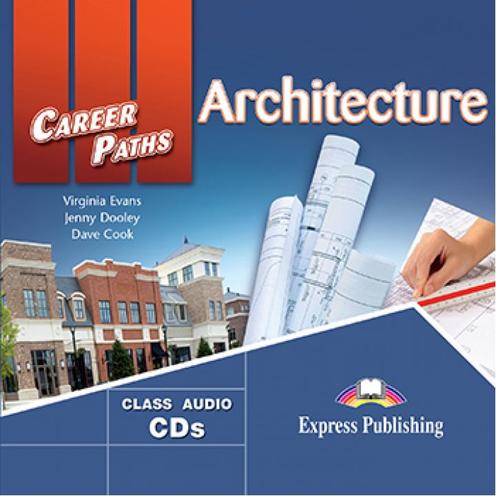 CAREER PATHS ARCHITECTURE CLASS CDs (set of 2)