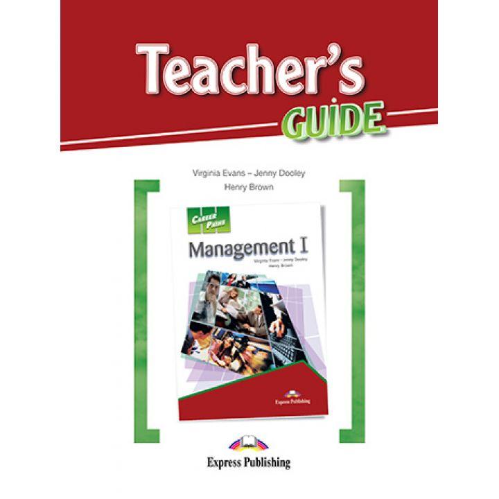 CAREER PATHS MANAGEMENT I TEACHER'S GUIDE