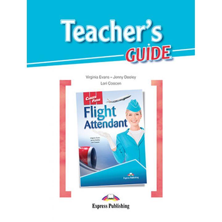 CAREER PATHS FLIGHT ATTENDANT TEACHER'S BOOK