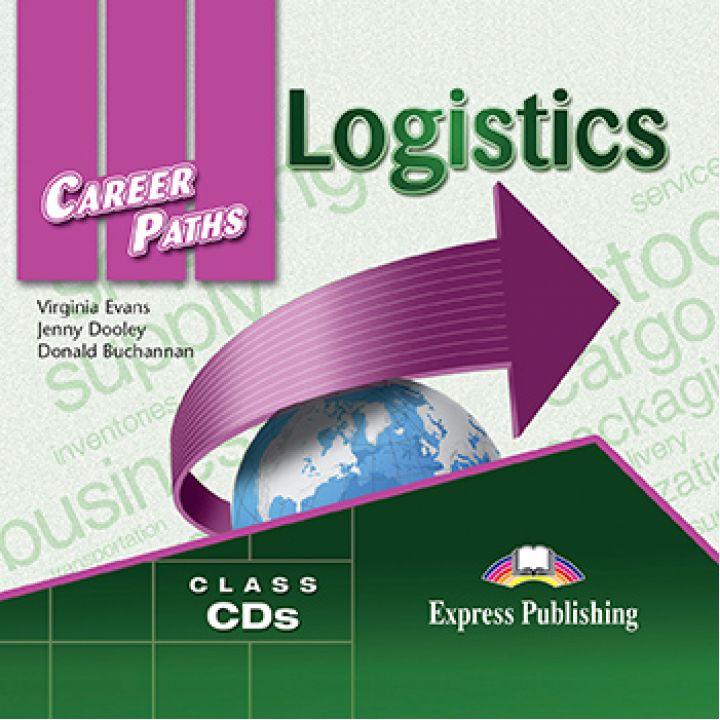 CAREER PATHS LOGISTICS CLASS CDs (set of 2)