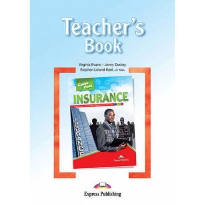 CAREER PATHS INSURANCE TEACHER'S BOOK