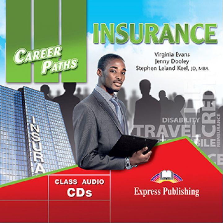 CAREER PATHS INSURANCE CLASS CDs (set of 2)