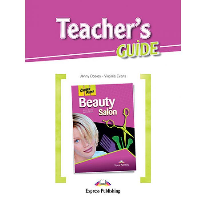 CAREER PATHS BEAUTY SALON TEACHER'S BOOK