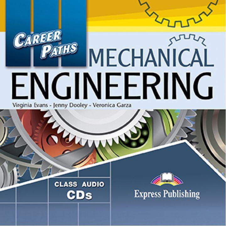 CAREER PATHS MECHANICAL ENGINEERING CLASS CDs (set of 2)
