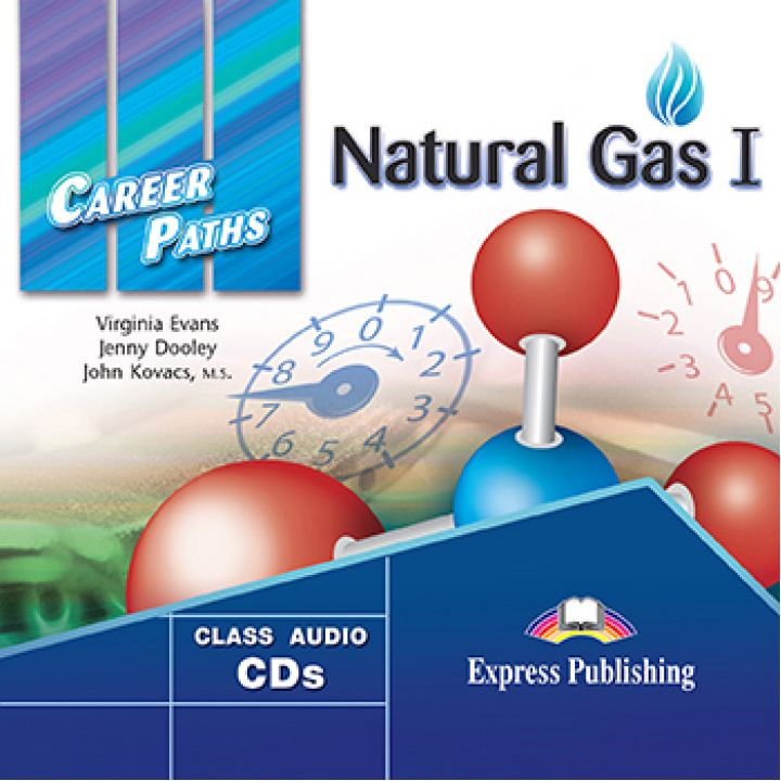 CAREER PATHS NATURAL GAS I CLASS CDs (set of 2)