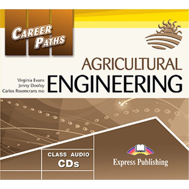 CAREER PATHS AGRICULTURAL ENGINEERING CLASS CDs (set of 2)