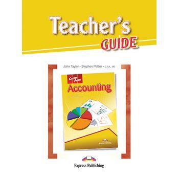 CAREER PATHS ACCOUNTING TEACHER'S BOOK