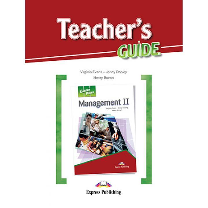 CAREER PATHS MANAGEMENT II TEACHER'S GUIDE
