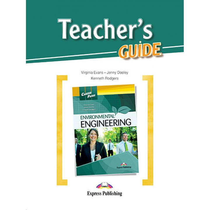 CAREER PATHS ENVIRONMENTAL ENGINEERING TEACHER'S BOOK