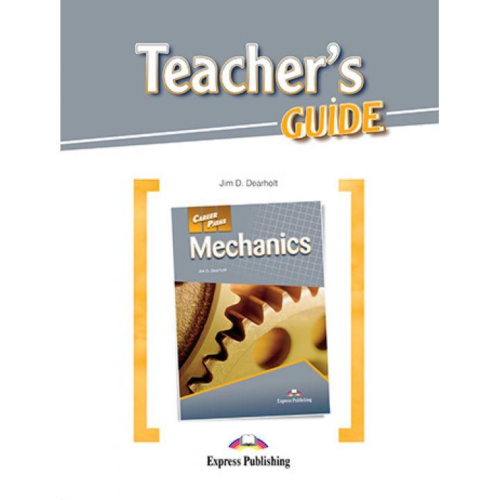 CAREER PATHS MECHANICS TEACHER'S GUIDE