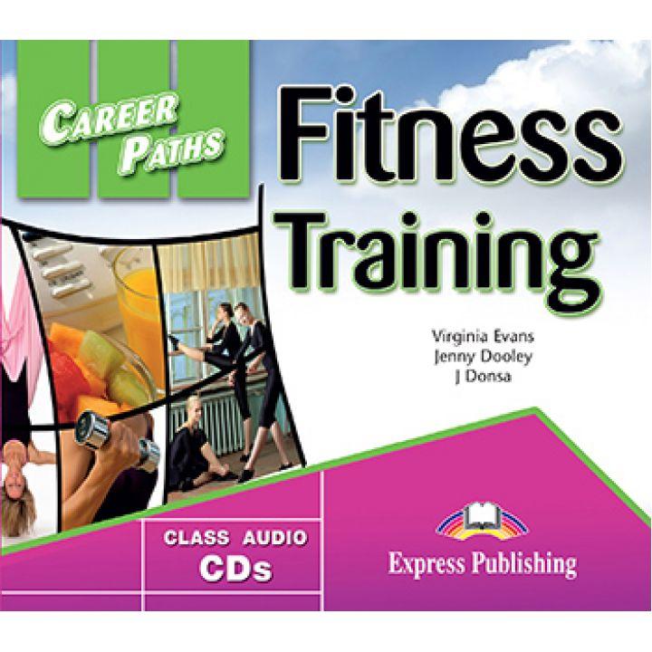 CAREER PATHS FITNESS TRAINING CLASS CDs (set of 2)