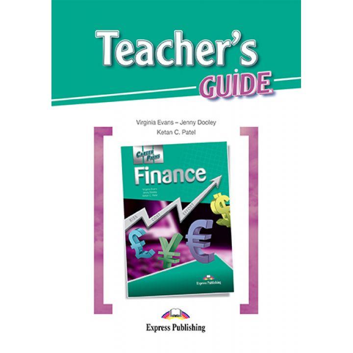 CAREER PATHS FINANCE TEACHER'S BOOK