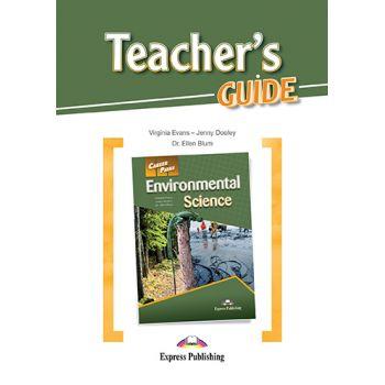 CAREER PATHS ENVIRONMENTAL SCIENCE TEACHER'S GUIDE
