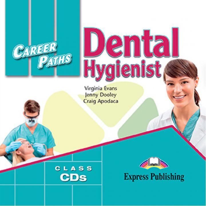 CAREER PATHS DENTAL HIGIENIST CLASS CDs (set of 2)