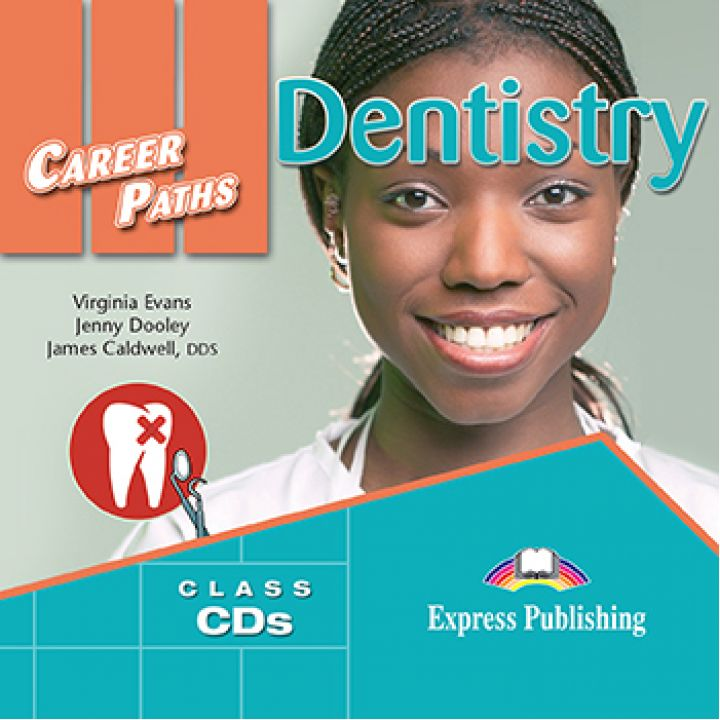 CAREER PATHS DENTISTRY CLASS CDs (set of 2)