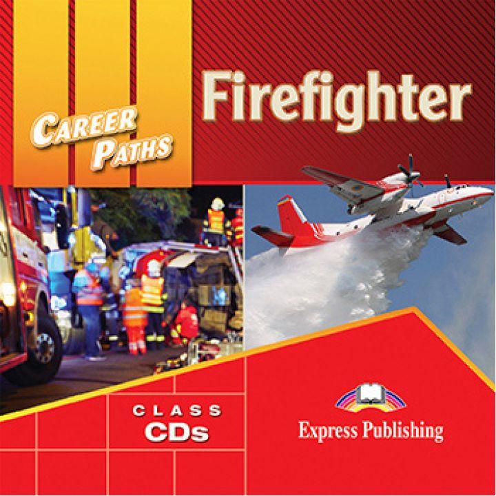 CAREER PATHS FIREFIGHTER CLASS CDs (set of 2)