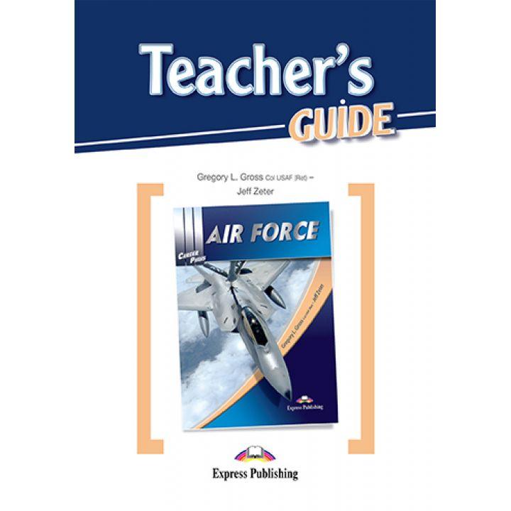 CAREER PATHS AIR FORCE TEACHER'S BOOK