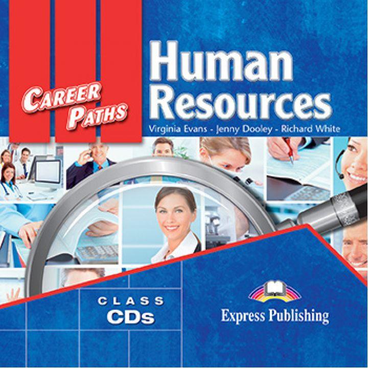 CAREER PATHS HUMAN RESOURCES CLASS CDs (set of 2)