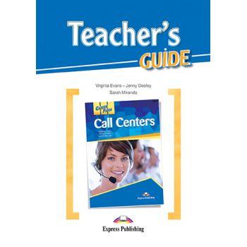 CAREER PATHS CALL CENTERS TEACHER'S BOOK