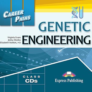 CAREER PATHS GENETIC ENGINEERING CLASS CDs (set of 2)