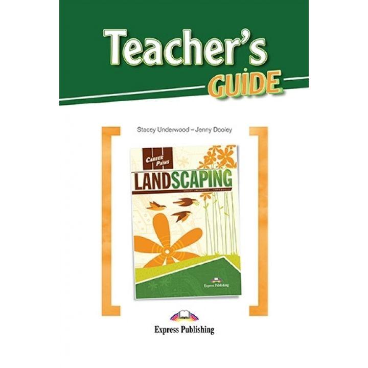 CAREER PATHS LANDSKAPING TEACHER'S GUIDE