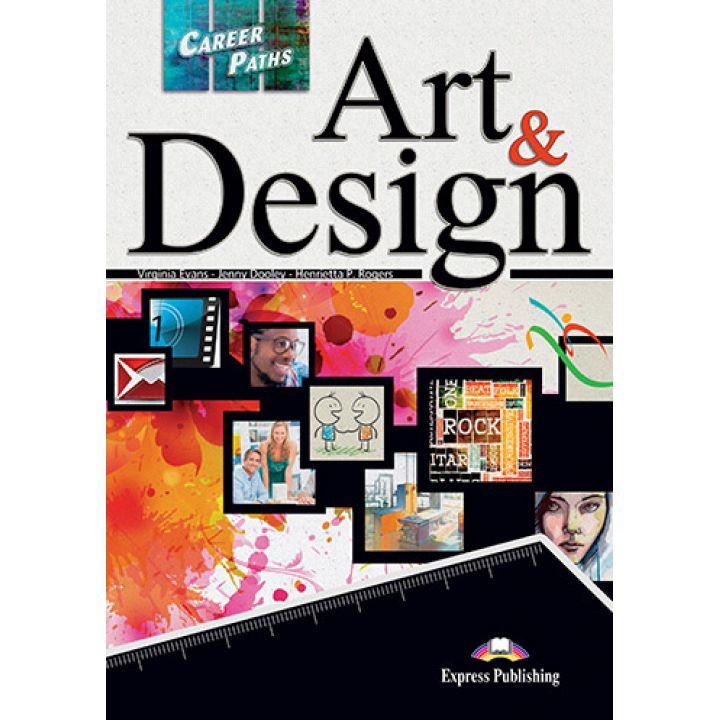 CAREER PATHS ART & DESIGN STUDENT'S BOOK