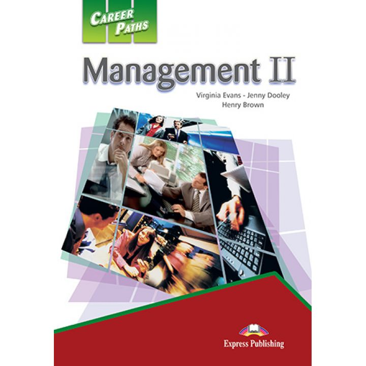 CAREER PATHS MANAGEMENT II STUDENT'S BOOK