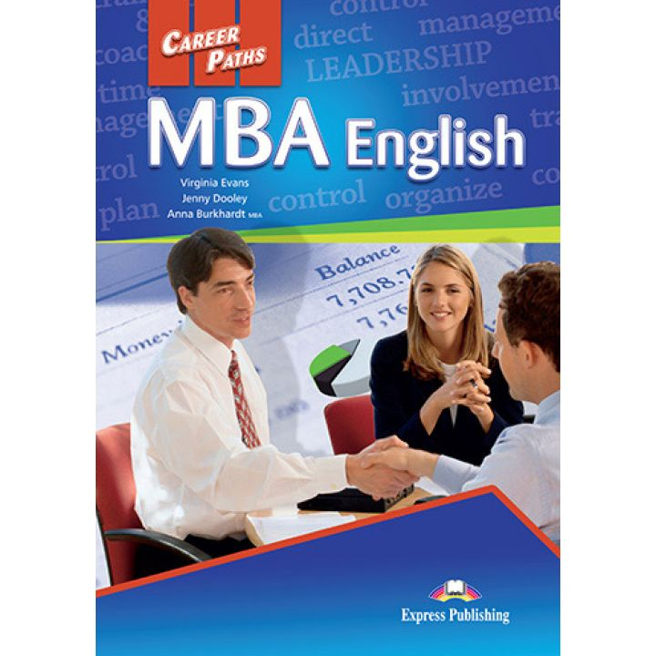 CAREER PATHS MBA ENGLISH STUDENT'S BOOK